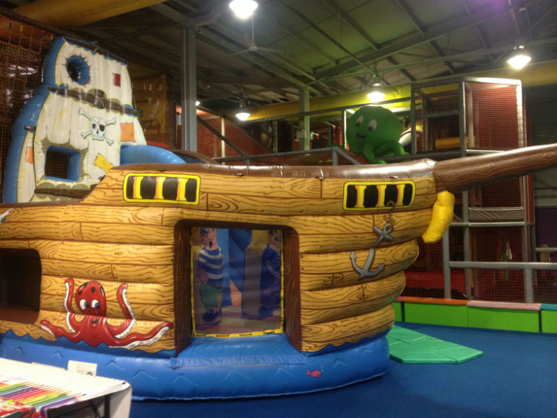 Bristol Indoor Play Centre Suitable For Children S