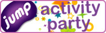 Jump activity parties at Bristol, Cardiff and Plymouth